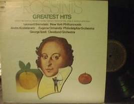 ROSSINI'S Greatest Hits - Various - Columbia M 30305 - $6.00