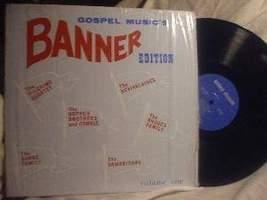 Gospel Music's Banner Edition - Various Artists - Vol 1 - $4.00