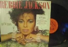 Rebbie Jackson - Reaction - Columbia 40364 - $2.00