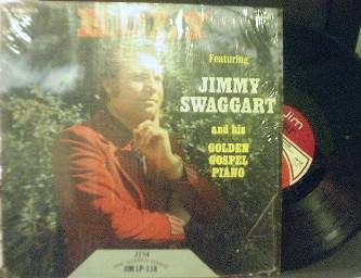 Jimmy Swaggart - Holy - Jim Records LP 118