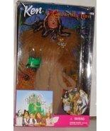 WIZARD OF OZ 1999 Mattel KEN Doll COWARDLY LION MIB - $69.99