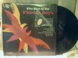 The Best of the FLORIDA BOYS - Gospel Time Records 5020 - $4.00