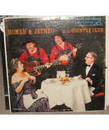 Homer & Jethro at the Country Club LP LSP 2181 - $6.99