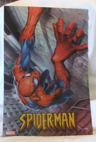 Spiderman Marvel 2003 Ventricular Poster