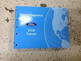 2018 Ford Transit Wiring Electrical Diagram Manual Oem Evtm Ewd - $118.74