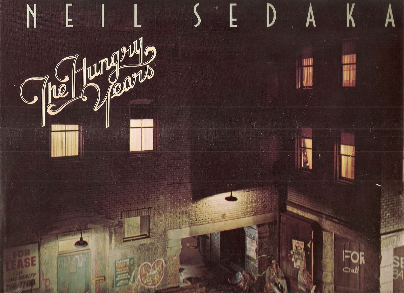 Primary image for LP--Neil Sedaka 	-	 Hungry Years