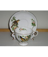 Tuscan English Bone China Cup & Saucer - Audubo... - $20.00