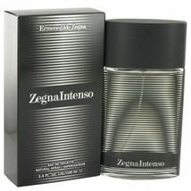 Zegna Intenso by Ermenegildo Zegna Eau De Toilette Spray 3.4 oz for Men - $43.99