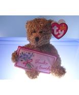Thanks A Bunch Ty Beanie Baby MWMT 2006 - $4.99