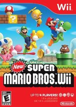 New Super Mario Bros. Wii [video game] - $21.56