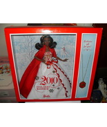 2010 Holiday Barbie Doll In The Box   Rare With Exclusive Gi - $44.99