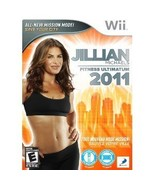 Jillian Michaels Fitness Ultimatum 2011 (Nintendo Wii) NEW - $12.99