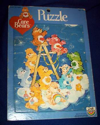 Lot of 3 Vintage Frame Tray Puzzles Disney