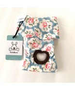 NWT Cute Bone Small Dog Diaper Reusable Washable Floral S - $8.90