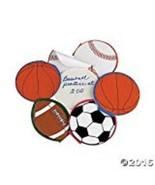 Sport Ball Notepads - $8.36