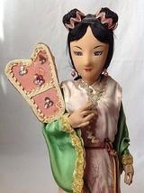 Vintage Cheongs Trading Oriental Geisha Doll Cl... - $24.70