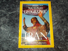 National Geographic Magazine July 1999 Iran - $2.99