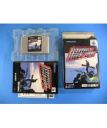 King Hill 64 Twisted Edge ~ Complete in Box CIB (Nintendo 64 N64, 1998) ... - $19.56