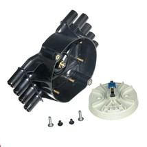 A-Team Performance D328A Distributor Cap Crab Style Compatible with Chevy Chevro image 3