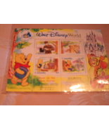 Disney's Winnie the Pooh 1996 Canada Commemorative Stamps - $8.50