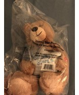 Russ Shining Stars Singing Plush Brown Bear Name Your Star Sealed Unopen... - $17.41