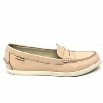 Cole Haan Womens Sz 11 Pinch Weekend Loafer Slip On Seashell Pink Patent... - $37.37