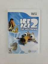 Ice Age 2: The Meltdown (Nintendo Wii, 2006) Complete Tested FREE SHIPPING  - $11.10