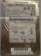 Fujitsu MHF2043AT 4.3GB 2.5in IDE Drive Tested Good Free USA Shipping - $47.97