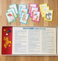 Vintage 1976 Holly Hobbie Wishing Well Board Game image 4