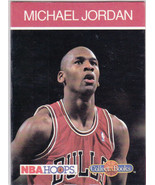 Set of 9 RARE 1990 NBA Hoops COLLECT-A-BOOKS Basketball Cards w/ Michael... - $15.00