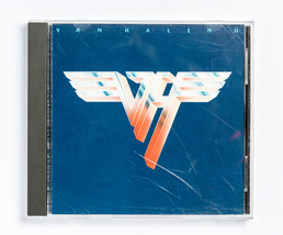 Van Halen - Van Halen II - David Lee Roth - $4.25