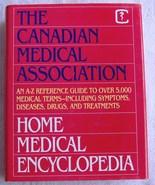The Canadian Medical Association Home Medical Encyclopedia A - Z Referen... - $7.99
