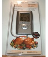 Digital Cooking Thermometer and Timer by Accu-T... - $16.00