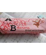 Canvas Pen/Pencil Case/Bag (Pink) - $10.98