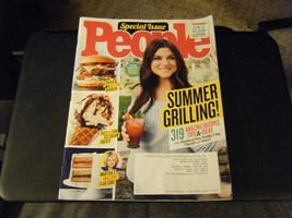 People Magazine - Tiffani Thiessen Summer Grilling Special Issue - June ... - $9.89