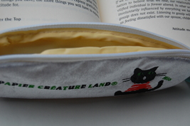 Japanese Pencil Cases (Mio in White) image 2