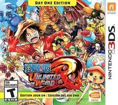 One Piece: Unlimited World: Day One Edition - Nintendo 3DS [video game] - $18.91