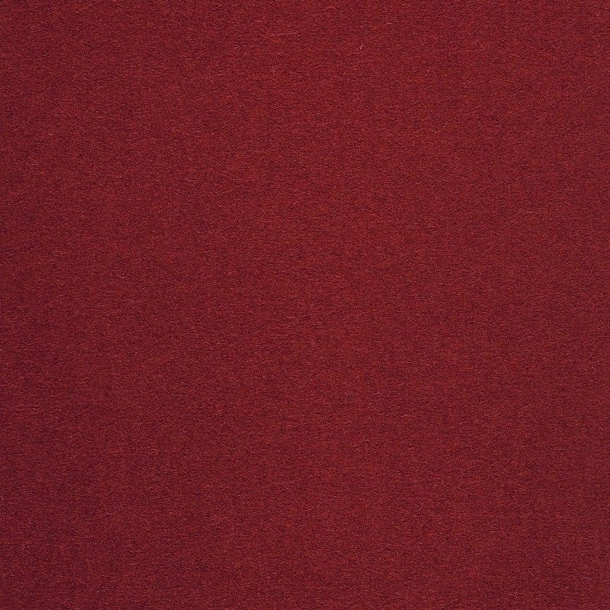 Maharam Divina 584 Deep Red Wool Upholstery Fabric 7.375 yds  460730-584 RU
