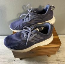 Adidas Women's Alpha Bounce Size 6 Purple - $27.49