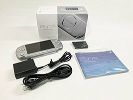 PSP Playstation Portable Ice Silver PSP - 2000IS Excellent Sony Used - $124.88