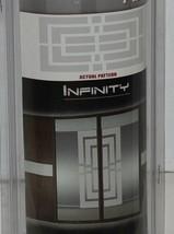 Illusions Inc GE1406 Etched FX Premium Glass Etch Vinyl Infinity image 2