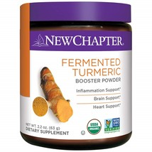 New Chapter Organic Turmeric Powder - Brain, Heart and Inflammation Support - $271.59
