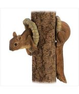 Woodland Squirrel Tree Decor, Lawn Yard Garden Ornament, New - $21.00
