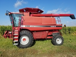 2002 Case 2366 Combine For Sale In Franklin, NE 68939 image 2