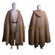 Luke Skywalker The Last Jedi Star Wars Cosplay Costume Halloween Full Set - $153.43