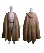 Luke Skywalker The Last Jedi Star Wars Cosplay Costume Halloween Full Set - £120.57 GBP