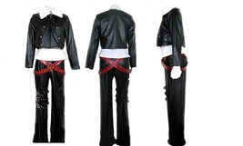 Final Fantasy VIII 8 Squall Lionheart cosplay costume - $125.99