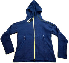 new ADIDAS men hoodie sweater 118372770 Tennis Znehoody blue mink M MSRP $150 - $55.99