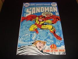 Sandman #1 Original DC Comic Book From 1974 NM 9.2 First Issue Jack Kirb... - $44.99