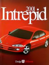2001 Dodge INTREPID sales brochure catalog US 01 SE ES R/T - $8.00